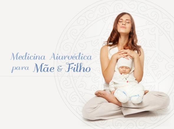 Medicina Aiurvédica para Mãe & Filho 01
