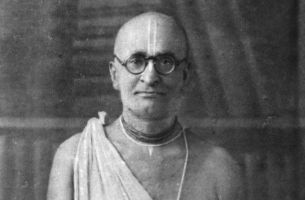 Bhaktisiddhanta Sarasvati e a Propagação do Culto de Chaitanya Mahaprabhu