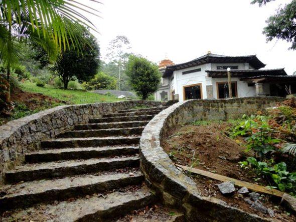 Um Templo para Krishna nas Montanhas de Paraty 03