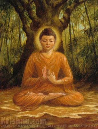 Buddha e o Culto da Não-Violência