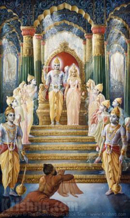 A Ofensa contra Ambarisa Maharaja 03