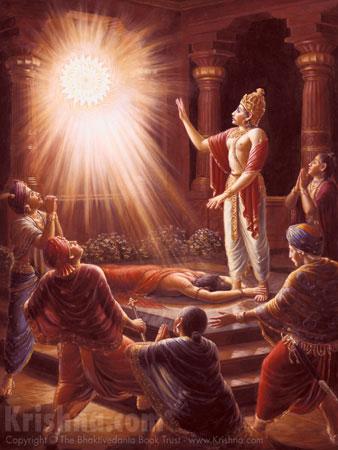 A Ofensa contra Ambarisa Maharaja 04