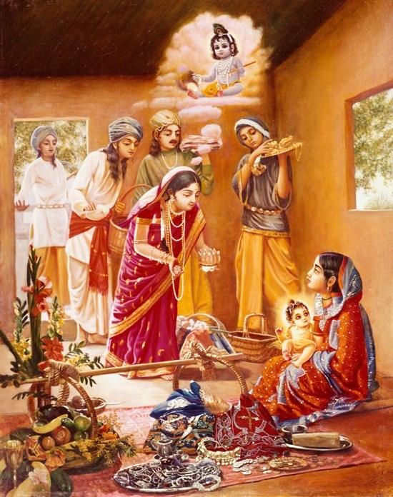Krishna Vem Novamente 2