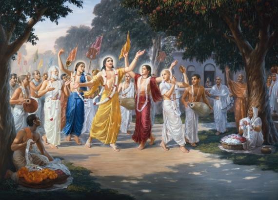Krishna Vem Novamente 3