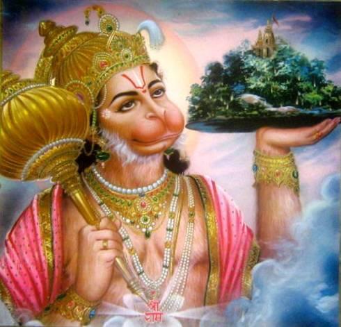 Hanuman – O Super-Herói do Meu Coração 01