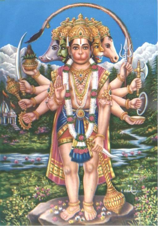 Hanuman – O Super-Herói do Meu Coração 10