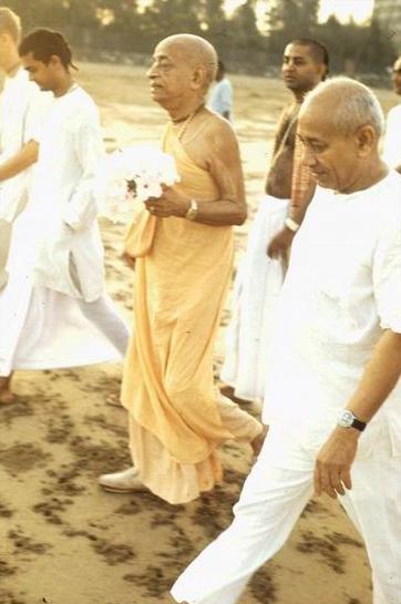Doutor Patel Caminha para o Vaishnavismo 2