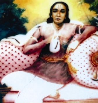 O Encontro de Gadadhara e Pundarika