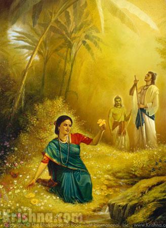 A Harmonia Interna de Sitadevi