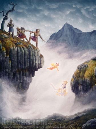 Nrisimhadeva, o Protetor dos Devotos 3