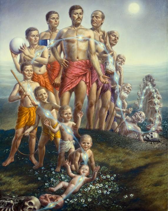 12 SI (artigo - karma e reencarnação) Reencarnação De Sócrates a Salinger (3400) (pn)2