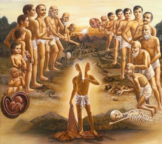 12 SI (artigo - karma e reencarnação) Reencarnação De Sócrates a Salinger (3400) (pn)8