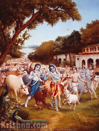 19 I (obras completas - expansões de krishna) Os Mil Nomes de Balarama (comemorado 20) (6)