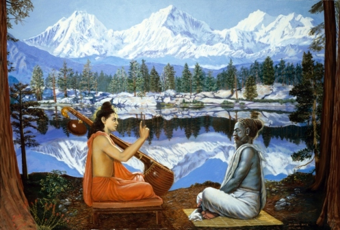 26 I (artigo - krishna) Krishna, Sua Posição, Seu Nascimento e Sua Morada (Janmastami 28) (6500) (pn) (da)4