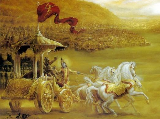 26 I (artigo - krishna) Krishna, Sua Posição, Seu Nascimento e Sua Morada (Janmastami 28) (6500) (pn) (da)5