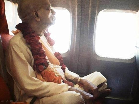 28 I (artigo - pregação) Srila Prabhupada, um Narada Muni Moderno (comemorado 29) (1800) (pn) (da)1
