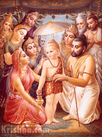 Lord Vamanadeva, The Dwarf Incarnation