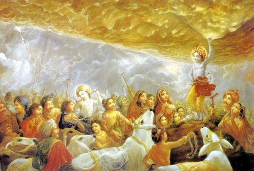 4 R (oração - peregrinação) Dez Versos Para o Refúgio em Govardhana (700) (dia 4, Govardhana Puja)1