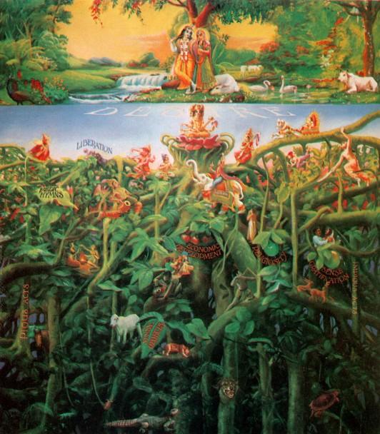 11 SI (entrevista - bhagavad-gita) O Gita Condensado (Dia 12 - aparecimento do Gita) (3000) (bg)08
