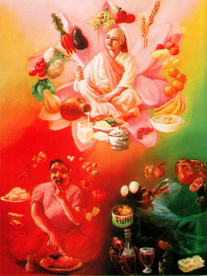 11 SI (entrevista - bhagavad-gita) O Gita Condensado (Dia 12 - aparecimento do Gita) (3000) (bg)09