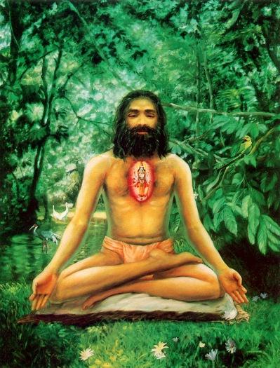 06 I (artigo - Yoga) Os Ensinamentos de Krishna sobre o Yoga e Meditação (5700) (bg) (pn)1