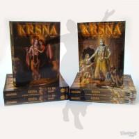 23 SI (história - Krishna) O Casamento de Krishna e Rukmini (3050) (bg)6