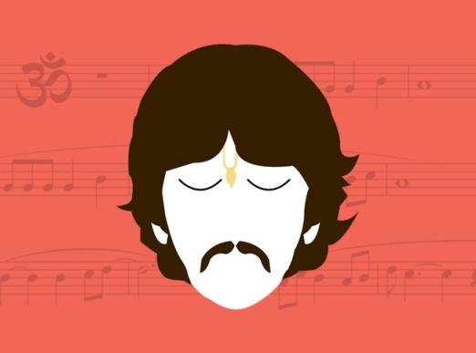19 SI (entrevista - mantra) Canções Conscientes de Krishna de George (2791)