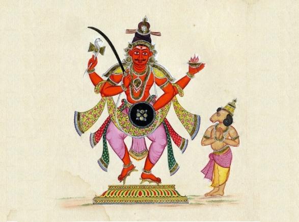 21 SI (história - Semideuses e Semideusas) Shiva e Daksha (7000)