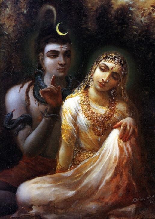 21 SI (história - Semideuses e Semideusas) Shiva e Daksha (7000)1