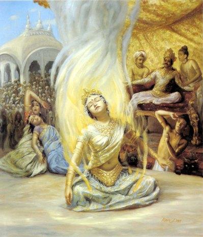 21 SI (história - Semideuses e Semideusas) Shiva e Daksha (7000)2