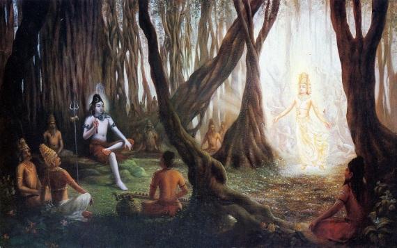 21 SI (história - Semideuses e Semideusas) Shiva e Daksha (7000)4