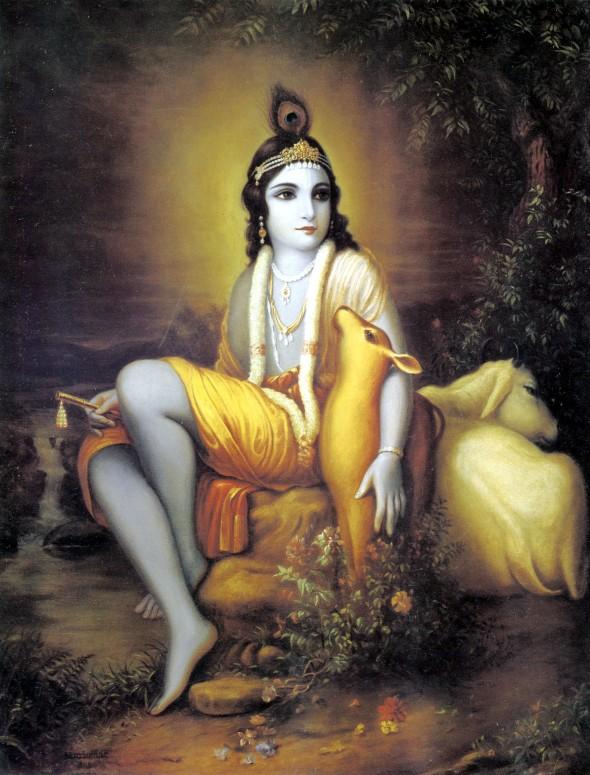 26 I (artigo - Krishna) Um Amor Interminável (2832)3