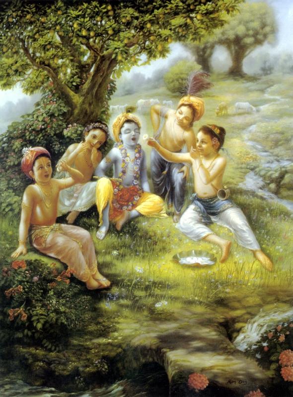 26 I (artigo - Krishna) Um Amor Interminável (2832)4