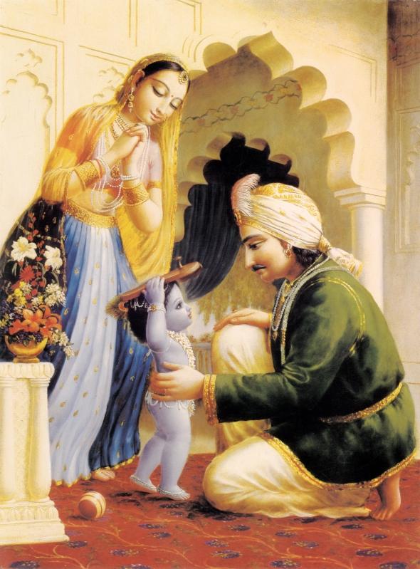 26 I (artigo - Krishna) Um Amor Interminável (2832)6