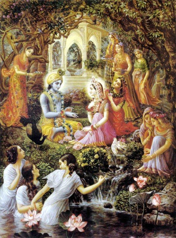 26 I (artigo - Krishna) Um Amor Interminável (2832)7
