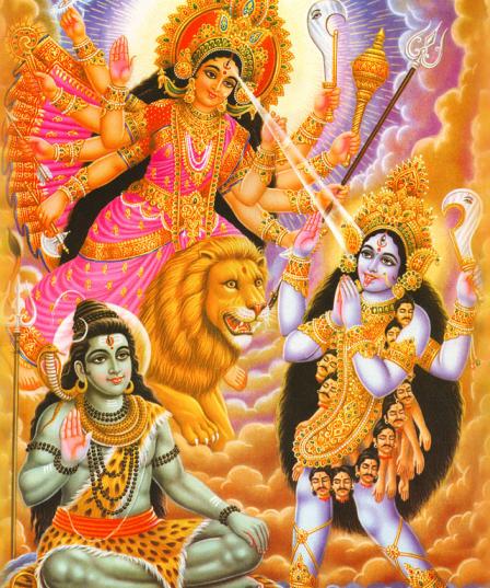 (artigo - O Aspecto Feminino de Deus) Sagrado Feminino, Uma Introdução às Deusas Védicas e Seus Segredos3