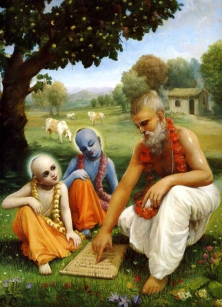 -5 (artigo - Krishna) As 64 Qualidades  de Krsna - 09 a 16 (1991)2