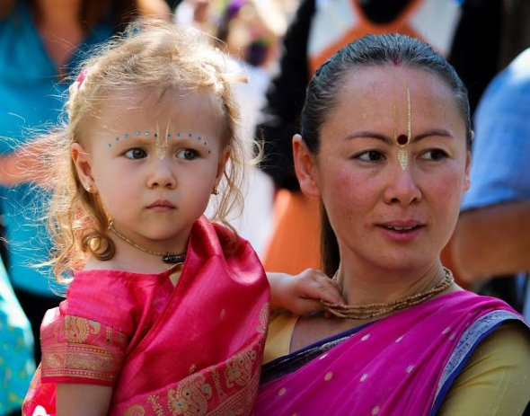 11 I (pérolas - Educaç¦o) Crianças de Vaikuntha (2906)
