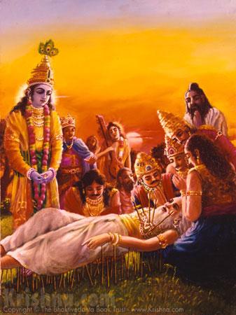 -25 (artigo - Krishna) R 64 Qualidades  de Krsna - 25 a 32 (1855) (ta)2