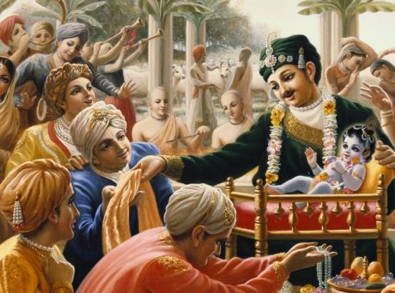 18 (artigo - Krishna) R Nandotsava (503) (dia 18, Nandotsva) (bg) (ta)