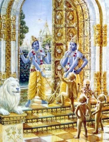 -22 (artigo - teologia) I A Avidez do Senhor (4000) (dia 24, aparecimento Gour Govinda) (bg) (ta)2