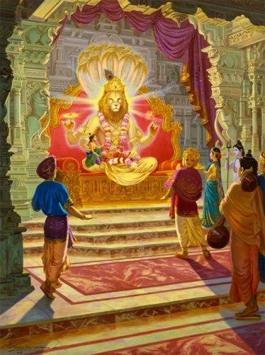 -22 (artigo - teologia) I A Avidez do Senhor (4000) (dia 24, aparecimento Gour Govinda) (bg) (ta)4