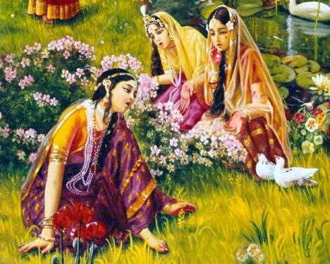 -22 (artigo - teologia) I A Avidez do Senhor (4000) (dia 24, aparecimento Gour Govinda) (bg) (ta)7