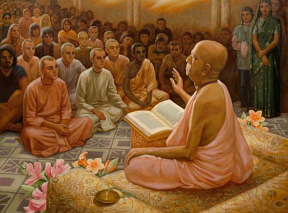 06 R (artigo - bhagavad-gita) Analisando a Estrutura do Bhagavad-gita (1731) (Sankirtana)