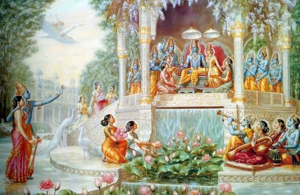 -20 R (artigo - Krishna) As 64 Qualidades  de Krsna - 41 a 48 (1200)1