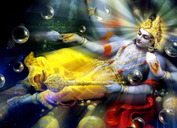 28 R (artigo - Krishna)  64 Qualidades  de Krsna - 57 a 64 (2000) (bg)1