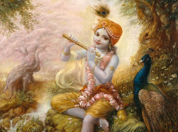 28 R (artigo - Krishna)  64 Qualidades  de Krsna - 57 a 64 (2002) (bg)