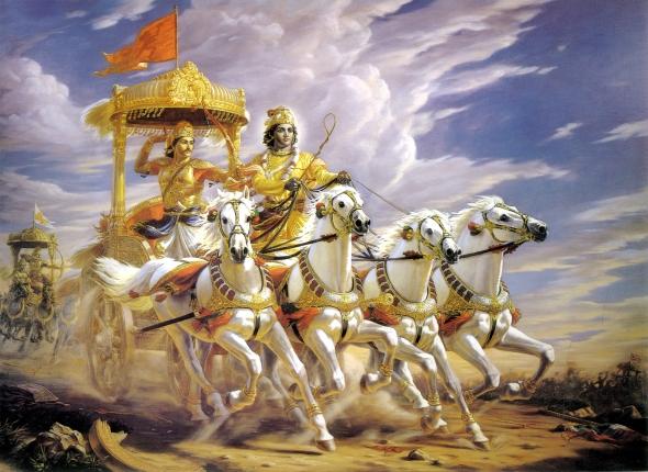 01 I (entrevista - Bhagavad-gita) O Diálogo que Adiou uma Guerra Perguntas e Respostas sobre a Bhagavad-gita (2431)3
