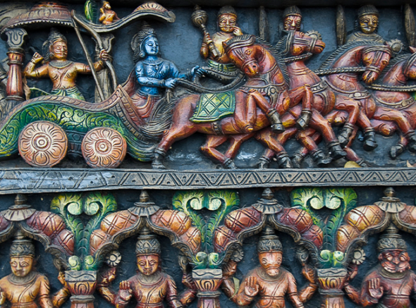 11 I (artigo - ciência) Cronologia de Krishna e Antiguidade do Vaishnavismo Confirmadas pela Ciência (3202)