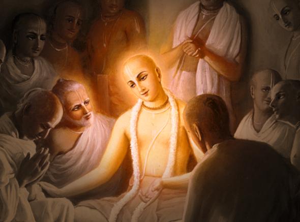08 I (artigo - Teologia) As 5 Opiniões de Chaitanya Mahaprabhu (1601) (ta)